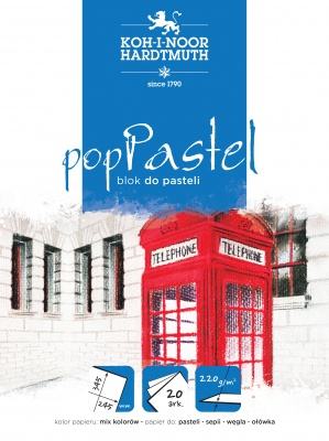 Bloki do pasteli POP PASTEL