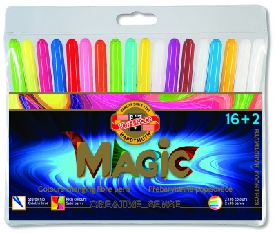 FLAMASTRY MAGIC 771612